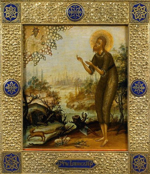икона Иоанн 6