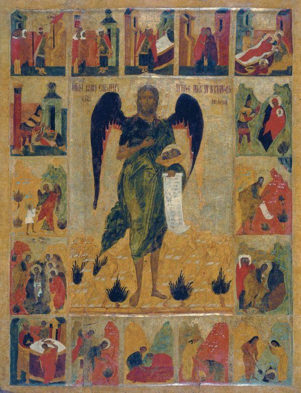 икона иоанна крестителя 1