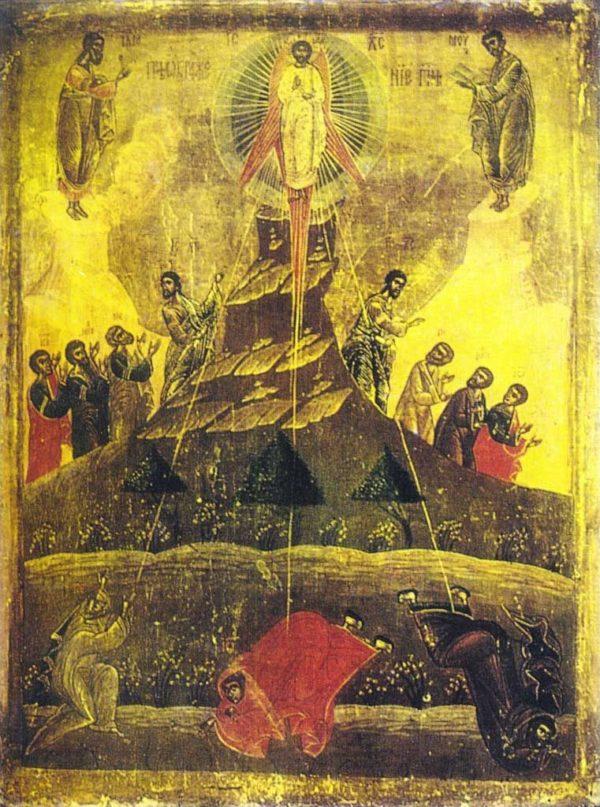 реображение молдавская икона
