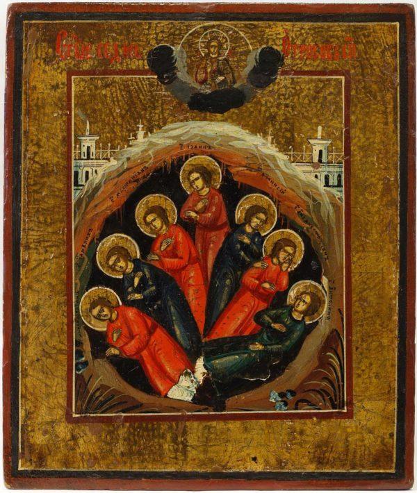 семь святых икона