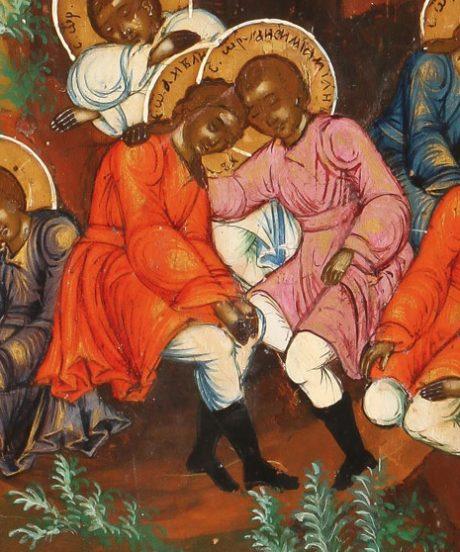 отрывок из иконы семь святых 2
