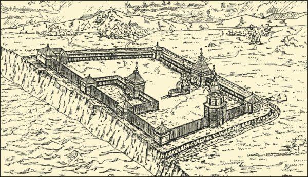 албазин крепость
